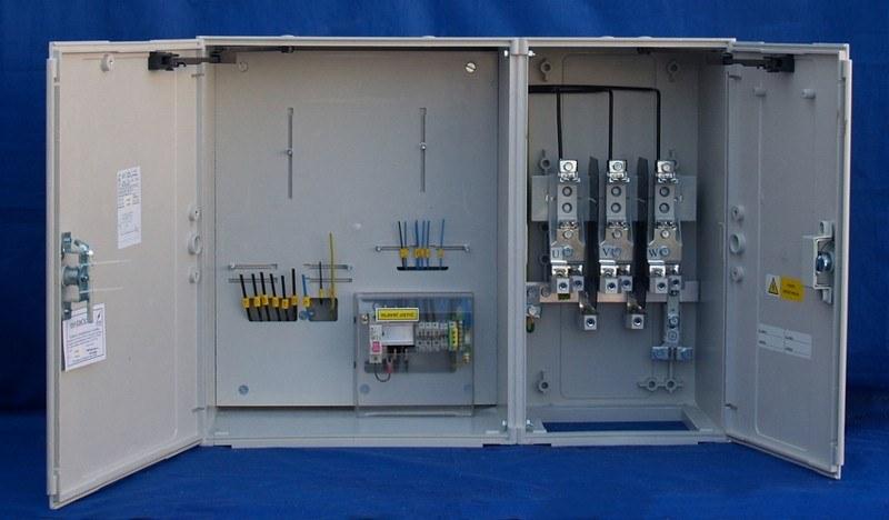 Elektroměrové skříně